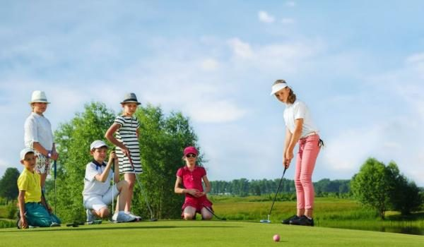 Thornbury junior golf