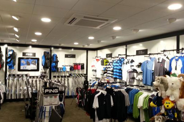 Thornbury Golf Shop